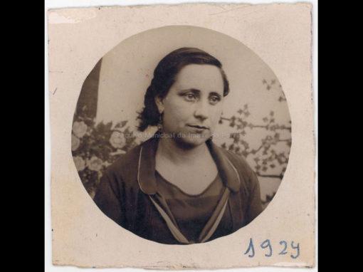 Retrato / Individual femenino