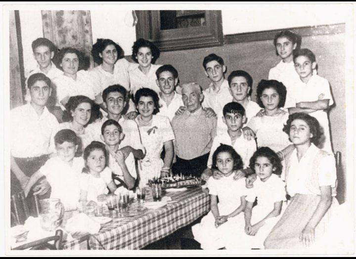 Aniversario de Esteban Valverde Leiras. / Autor descoñecido [1948 - 1950] / PROCEDENCIA: Recollida O Porriño. Album familiar de Esteban Fernández Valverde